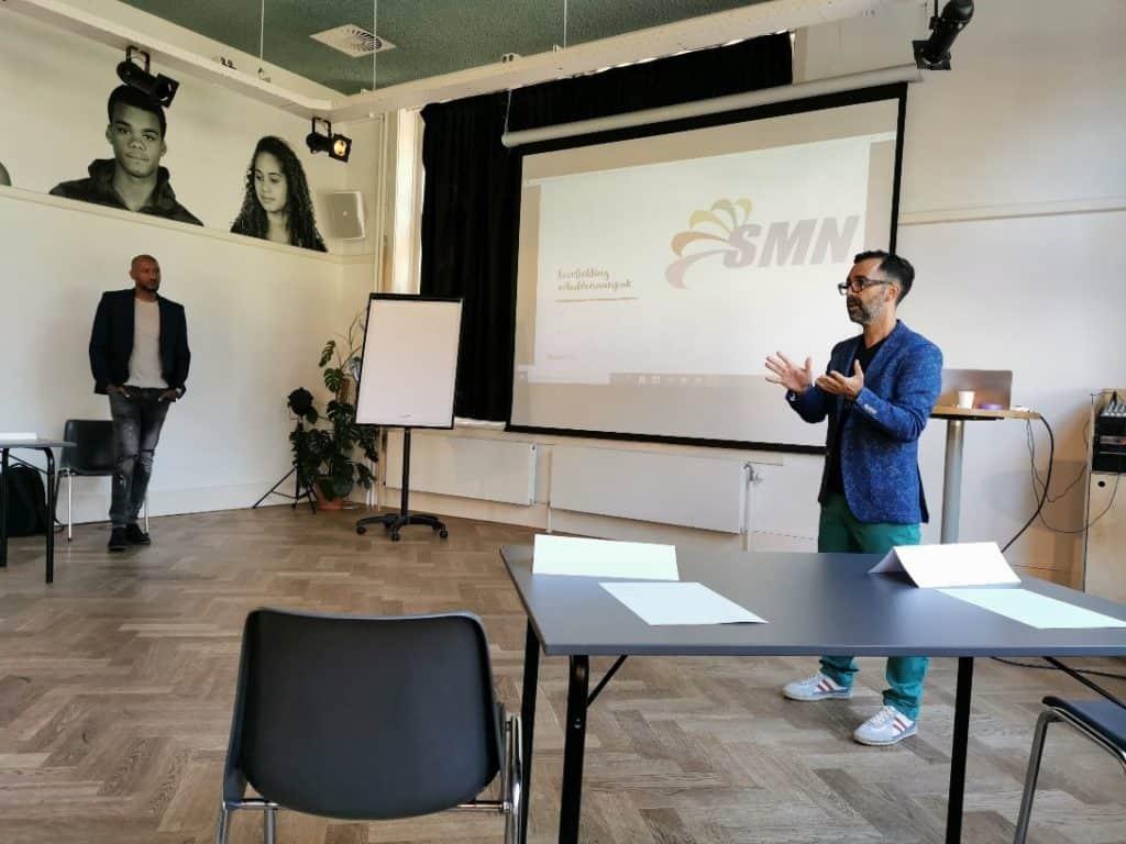 Training SMN