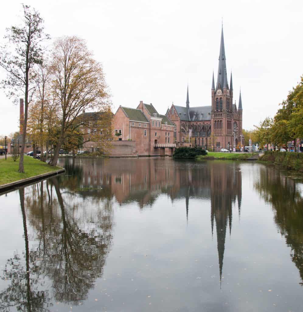Sint Bonaventurakerk Woerden